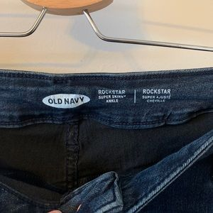Old Navy Jeans - Old Navy, Rockstar, skinny, jeans